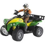 ATV ATV price comparison Bruder Quad with Driver 63000