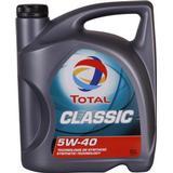 Oil & Chemicals price comparison Total Classic 5W-40 5L Motor Oil