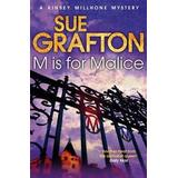 Books price comparison M is for Malice (Kinsey Millhone Alphabet series)