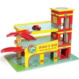 Toy Vehicles Toy Vehicles price comparison Le Toy Van Dino's Red Garage