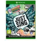 Music Xbox One Games price comparison Just Sing