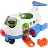 Toy Airplane Fisher Price Little People Lil Movers Airplane