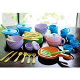 Kitchen price comparison Green Toys Cookware & Dining Set
