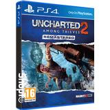 Fighting PlayStation 4 Games price comparison Uncharted 2: Among Thieves Remastered