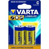 C (LR14) Batteries and Chargers price comparison Varta C LongLife