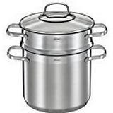 Cookware price comparison Rösle Elegance Pasta Pot with lid 18.5cm