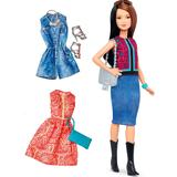 Fashion Dolls Fashion Dolls price comparison Mattel Barbie Fashionistas 41 Pretty in Paisley Doll & Fashions Petite