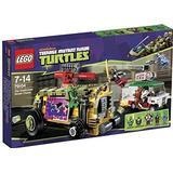 Lego Turtles Lego Turtles price comparison Lego Teenage Mutant Ninja Turtles The Shellraiser Street Chase 79104
