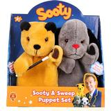 Puppets price comparison Golden Bear The Sooty Show Sooty & Sweep Puppet Set