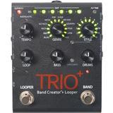 Effect Unit for musical instruments DigiTech Trio+