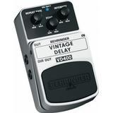 Effect Unit for musical instruments Behringer Vintage Delay VD400