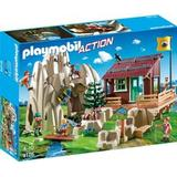 Play Set Play Set price comparison Playmobil Rock Climbers with Cabin 9126