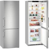 Freestanding Fridge-freezer price comparison Liebherr CNef 5715 Silver