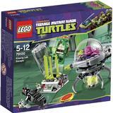 Lego Turtles Lego Turtles price comparison Lego Teenage Mutant Ninja Turtles Kraang Lab Escape 79100