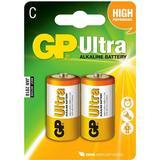 C (LR14) Batteries and Chargers price comparison GP Batteries 15AU Lr 14 C Ultra 2Pack