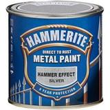 Paint Hammerite Hammer Metal Paint Silver 0.25L