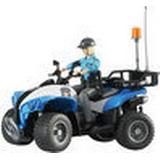 ATV ATV price comparison Bruder Police Quad with Policewoman & Accessories