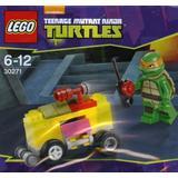 Lego Turtles Lego Turtles price comparison Lego Teenage Mutant Ninja Turtles Mikey's Mini Shellraiser 30271