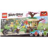 Lego Angry Birds price comparison Lego The Angry Birds Movie Bird Island Egg Heist 75823
