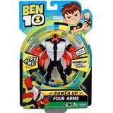 Ben 10 Toys price comparison Playmates Toys Ben 10 Deluxe Power Up Four Arms