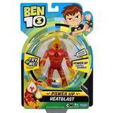 Ben 10 Toys price comparison Playmates Toys Ben 10 Deluxe Power Up Heatblast
