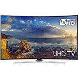 Curved TVs price comparison Samsung UE65MU6220