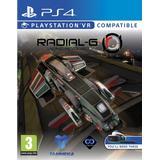 Racing simulator PlayStation 4 Games price comparison Radial-G: Racing Revolved