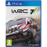 Vehicle Simulation PlayStation 4 Games price comparison WRC 7: World Rally Championship