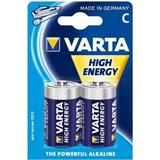 C (LR14) Batteries and Chargers price comparison Varta High Energy C LR14 2-pack