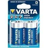 D (LR20) Batteries and Chargers price comparison Varta High Energy D LR20 2-pack