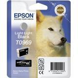 Light Light Black Ink and Toners price comparison Epson (C13T09694010) Original Ink Light Light Black 11.4 ml 6000 Pages