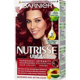 Permanent Hair Colour Garnier Nutrisse Ultra Color #5.62 Vibrant Red