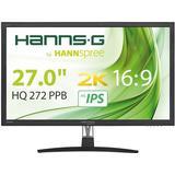 """Monitors price comparison Hannspree HQ272PPB 27"""""""
