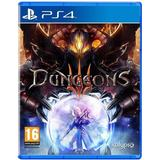 Tactical RPG PlayStation 4 Games price comparison Dungeons III