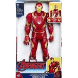 "Iron Man Toys price comparison Hasbro Marvel Avengers 12"" Electronic Iron Man C2162"