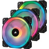 Fans Corsair LL120 Dual Light Loop LED RGB 120mm Three Pack