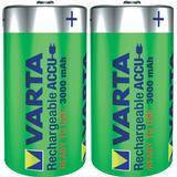 C (LR14) Batteries and Chargers price comparison Varta Accu C 3000mAh 2-pack