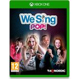 Music Xbox One Games price comparison We Sing Pop!