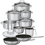 Cookware price comparison Rösle Elegance Set with lid 14 parts