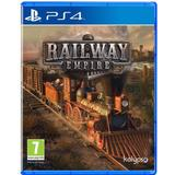 Real-Time Strategy (RTS) PlayStation 4 Games price comparison Railway Empire
