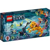 Lego Elves Lego Elves price comparison Lego Elves Azari & The Fire Lion Capture 41192