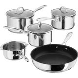 Cookware price comparison Stellar 7000 Draining Set with lid 5 parts