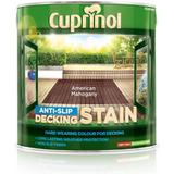 Glaze Paint price comparison Cuprinol Anti Slip Decking Woodstain Grey 2.5L