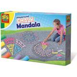 Sidewalk Chalk Sidewalk Chalk price comparison SES Creative Playground Chalk Mandala 02208