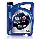 Oil & Chemicals price comparison Elf Evolution 900 FT 0W-30 5L Motor Oil