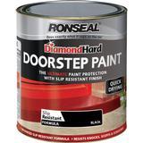 Concrete Paint price comparison Ronseal Diamond Hard DoorStep Concrete Paint Black 0.75L