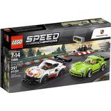 Lego Speed Champions Lego Speed Champions price comparison Lego Speed Champions Porsche 911 RSR & 911 Turbo 3.0 75888