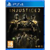 PlayStation 4 Games price comparison Injustice 2 - Legendary Edition