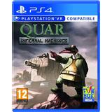 Turn-Based Strategy (TBS) PlayStation 4 Games price comparison Quar: Infernal Machines