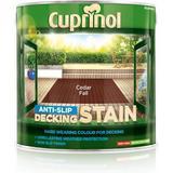 Glaze Paint price comparison Cuprinol Anti Slip Decking Woodstain Brown 2.5L